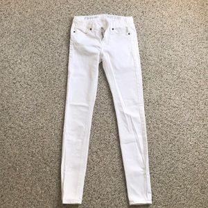 White Madewell Skinny Skinny Jeans